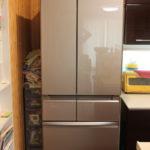 我が家に新しく来た冷蔵庫