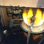 加湿器が付いていると不完全燃焼となる